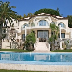 Magnificent villa in Cannes
